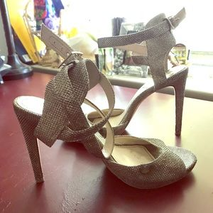 Vince Camuto Sparkly Heels
